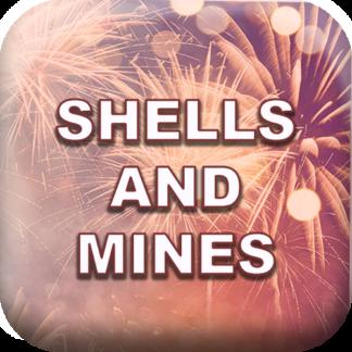 Shells/Mines/Comets